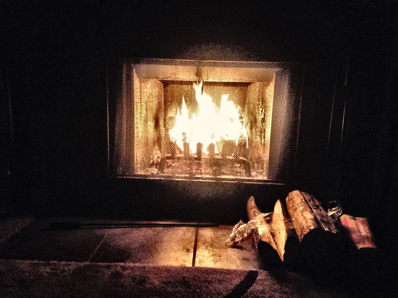 Beautiful stock photos of fireplace, Burning, Fire - Natural Phenomenon, Fireplace, Firewood
