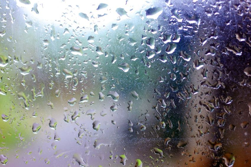 After Rain Rain Backgrounds Car Close-up Day Drop Indoors  Nature No People RainDrop Water Wet Window