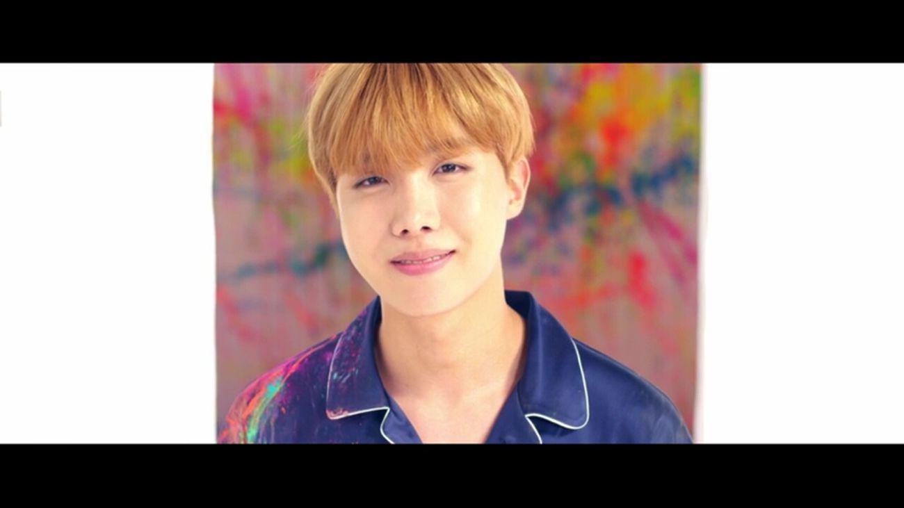 Jhope J-hope 재이홉 Hobbie BTS Bangtan Bangtanboys Short Film Mama 6