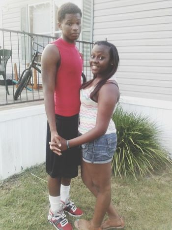Me And My Baby <3