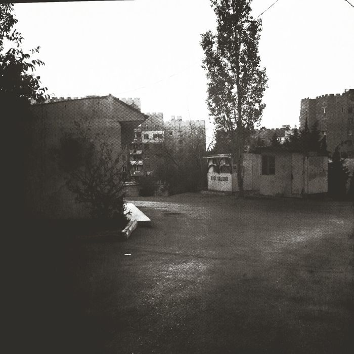 First pic on xperia z2 :) Street Black & White First Pic