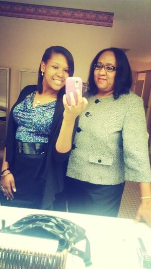 My Mommy Nd I