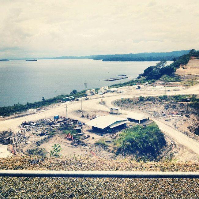 EnElAtlantico CentroDeObservacionDeLaAmpliacion TercerJuegoDeEsclusas MegaProyecto Inversion Panama Wonderful Amazing InstaMoment SoyParteDeLaHistoria