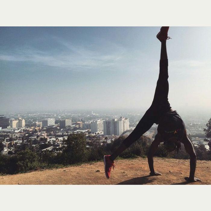 Los Angeles, California Capoeira Summertime