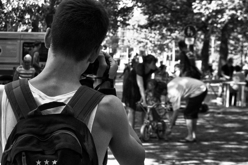 The Photojournalist - 2015 EyeEm Awards The Street Photographer - 2015 EyeEm Awards EEA3 - Dresden EEA3