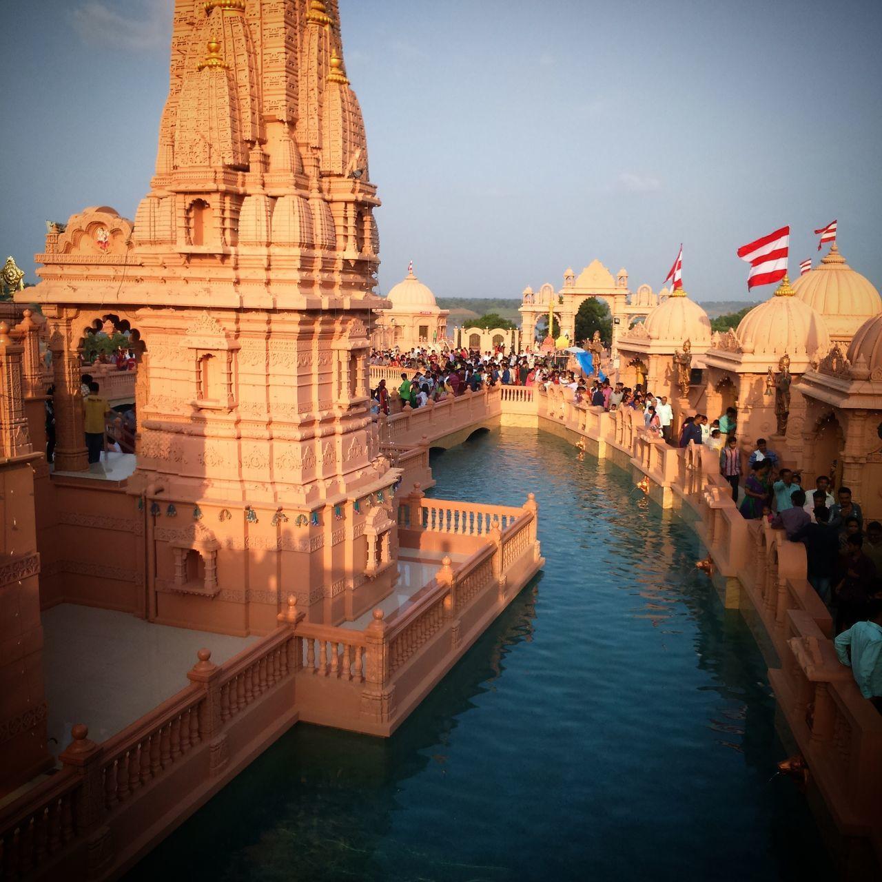 At poicha, Gujarat , India..... Village Temple - Building Temple Poichatemple Poicha Gujarat Gujarattourism India Incredible India Incredibleindiaofficial Tourism Enjoying Life