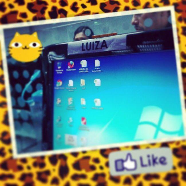 Yeah dale Like a Luiza asi no se pierde mi monitor Oficina Job orange igersperu information instagramperu