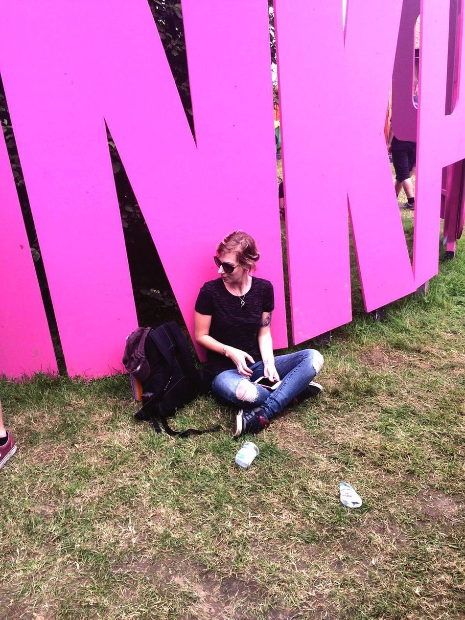 I had to share.. Just plain old me.. Pinkpop 2016 Musiclife Relaxing