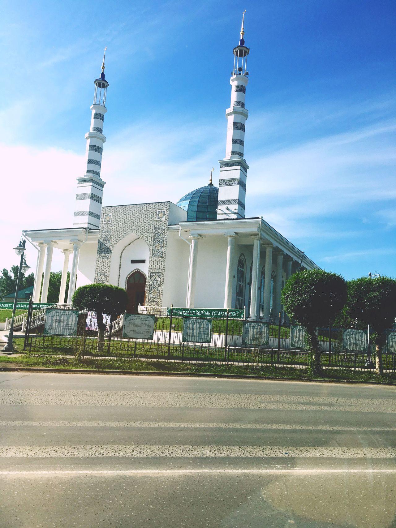 Moschee Uralsk Nice Noterrorism