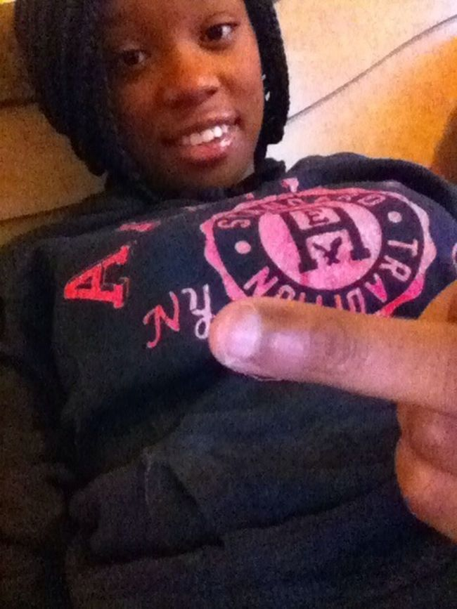 Middle Finger Up To My Competition ☺✌