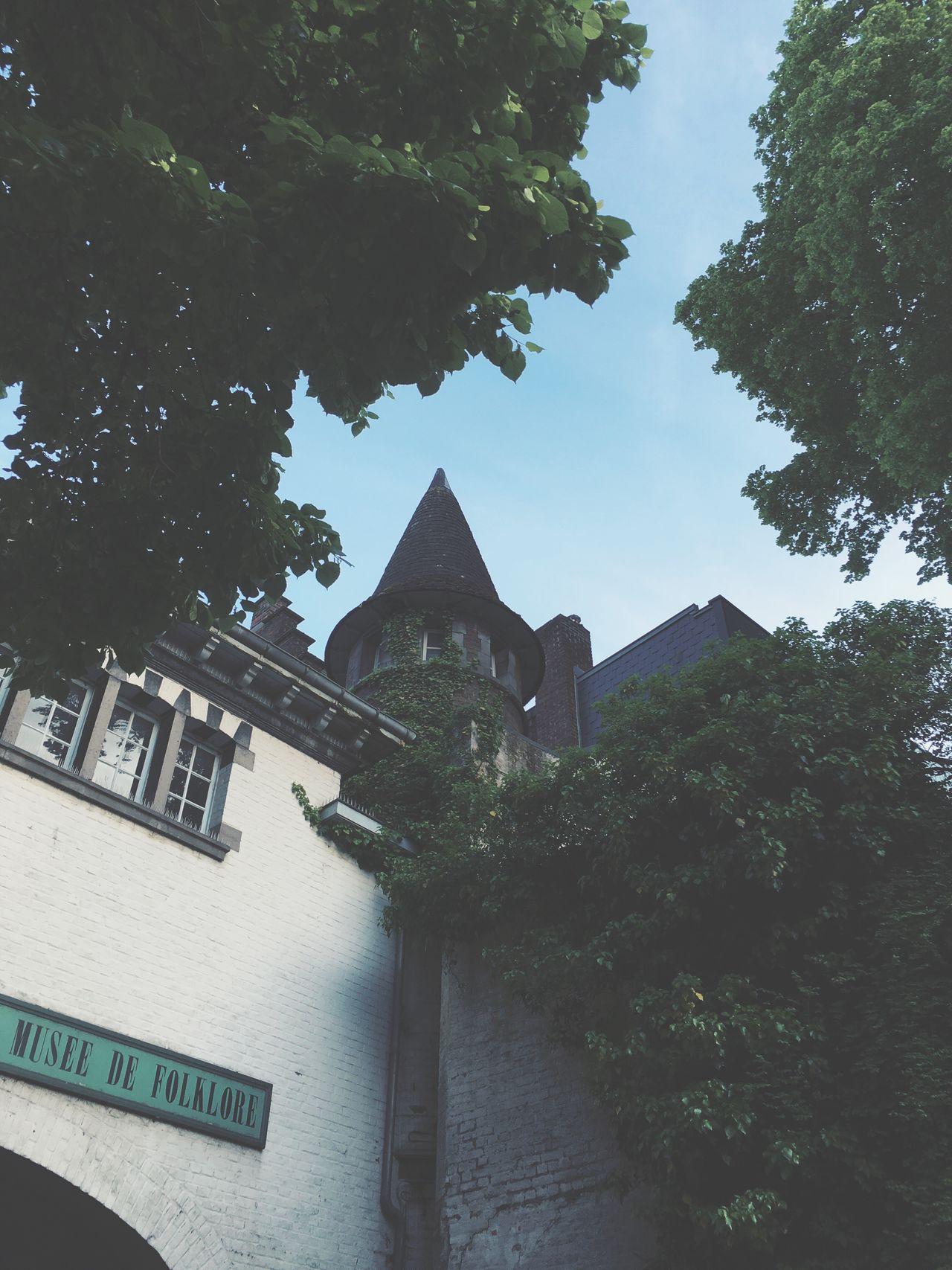 Tournai Belgium Old Buildings Patrimoine Architecture