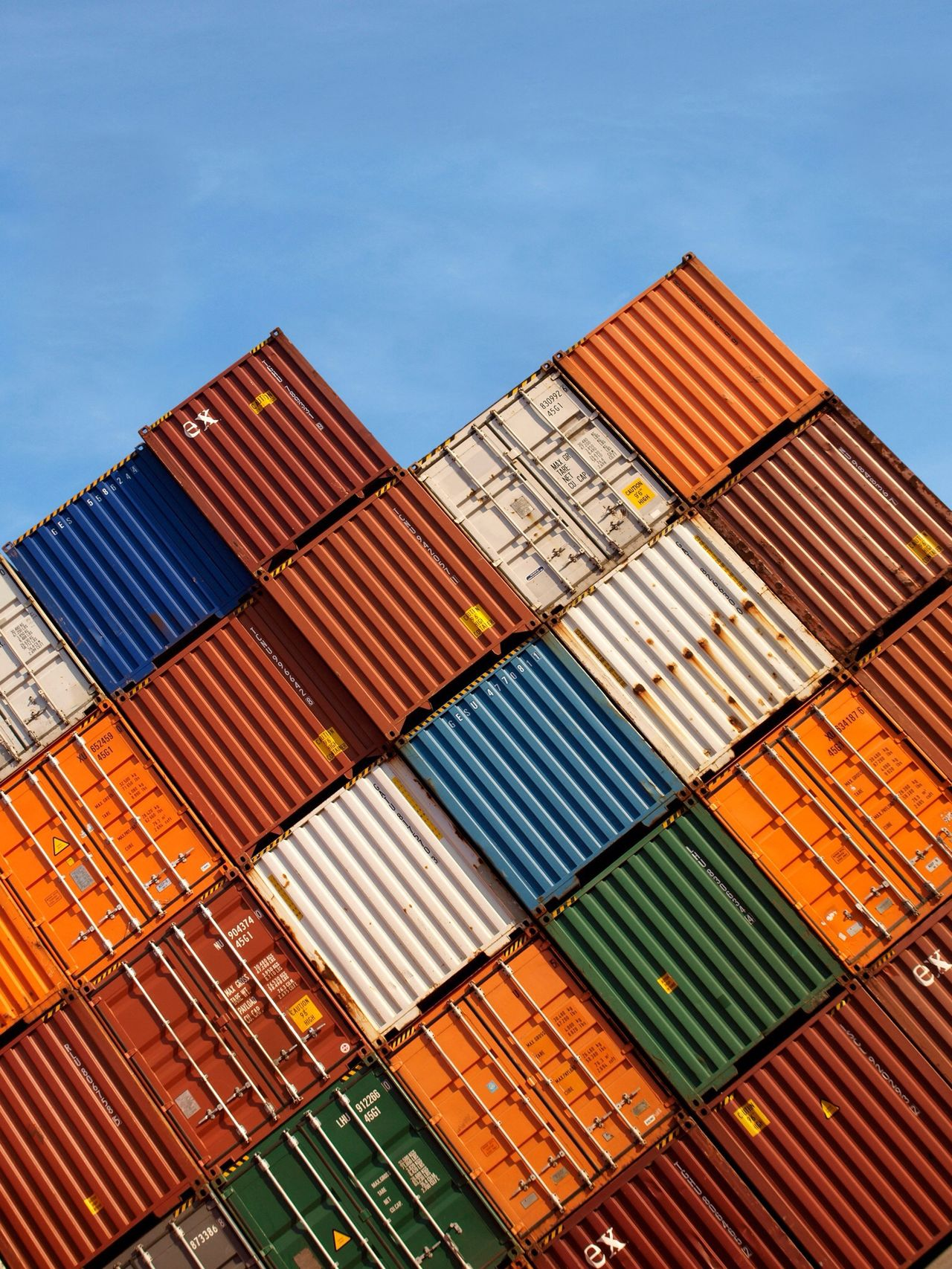 Beautiful stock photos of industrial, Abundance, Cargo Container, Container, Day