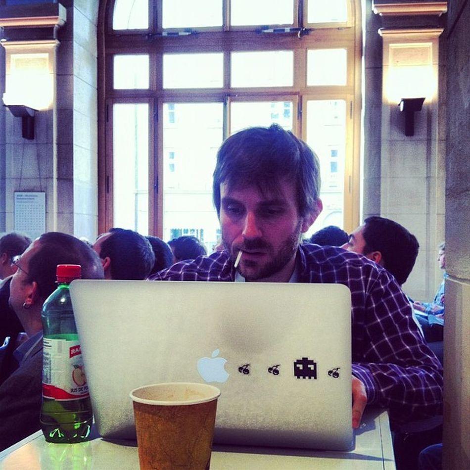 Geeks at work #mobicamp cc crenaut Mobicamp