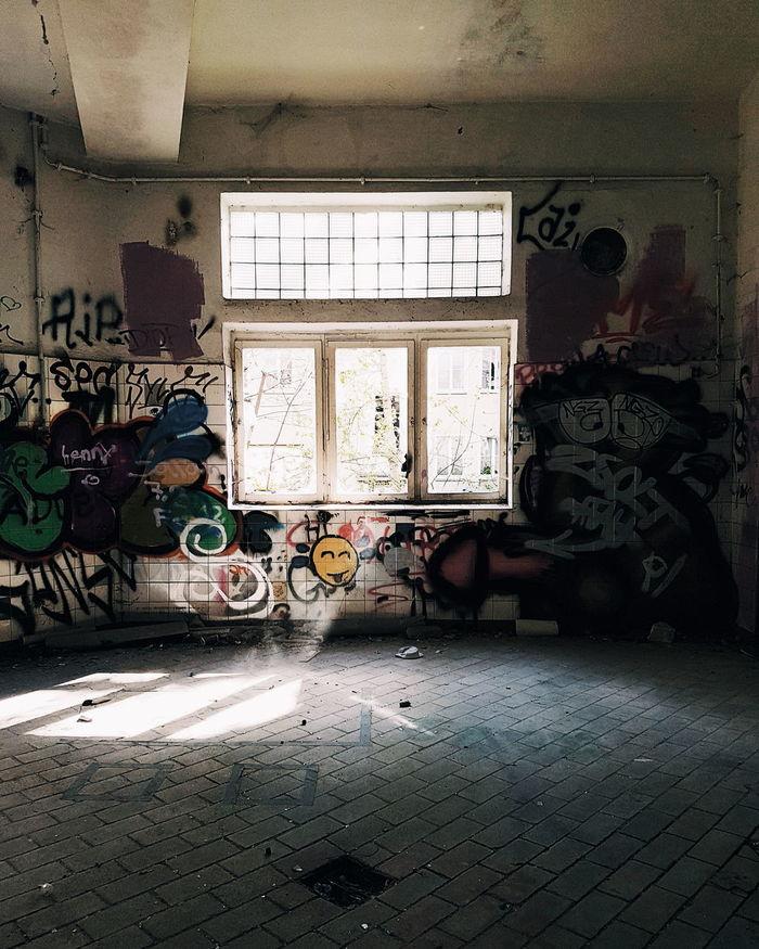 Kinderkrankenhaus Berlin 1/3 Herrschiller Constantinschiller Berlin Krankenhaus Hospital Kinderkrankenhaus
