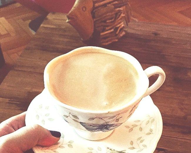 Kafeinsiz Sütlü Kahvem Beautiful 😏 First Eyeem Photo