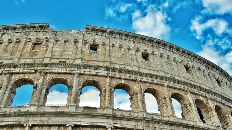 Beautiful stock photos of rome, Amphitheater, Ancient, Arch, Architectural Column