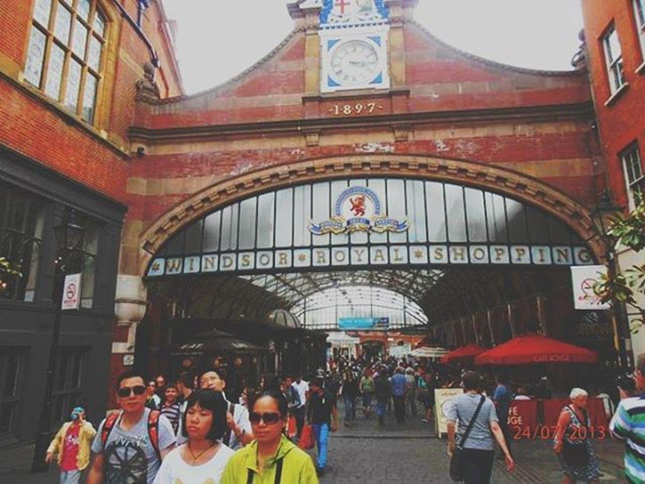 Я люблю Лондон с его туманно-дождливыми погодами и красотой природы😇🌁🌂☔💧🌞 Vscocam VSCO London Amazing Adventure Time Windsor 1897 Shopping