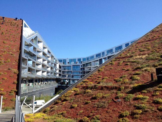 The Eighth House by B.I.G. BIG (Bjarke Ingels Group) Modern Modern Architecture Light Urban Geometry Urban City Colors