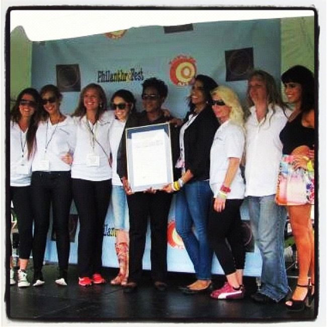 Philanthrofest day was born! SocialGood Thankful Proclamation cc. @philanthrofest @miamicrawls @soulofmiami @ticaro @kellysaks