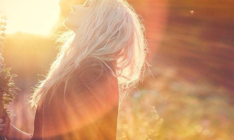 Sunrise Sun Beauty Beautiful Girl Закат закат🌇 девушка красиво