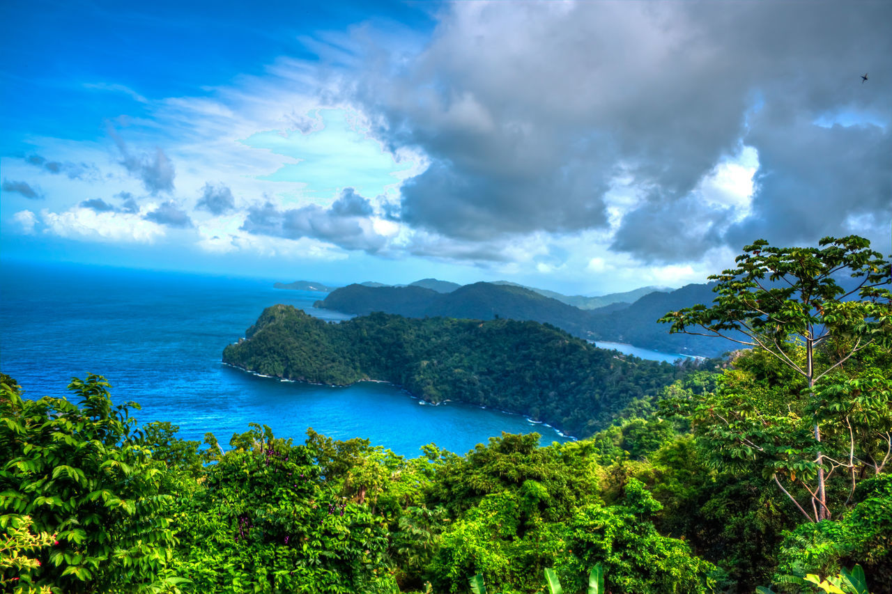 Landscape Mountain Outdoors Scenics Beauty In Nature Sky Power In Nature Travel Destinations Vacations Tree Water Tourism Destination Maracaslookout