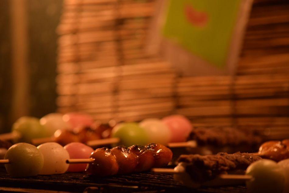 団子 だんご だんご茶屋 日本 和菓子
