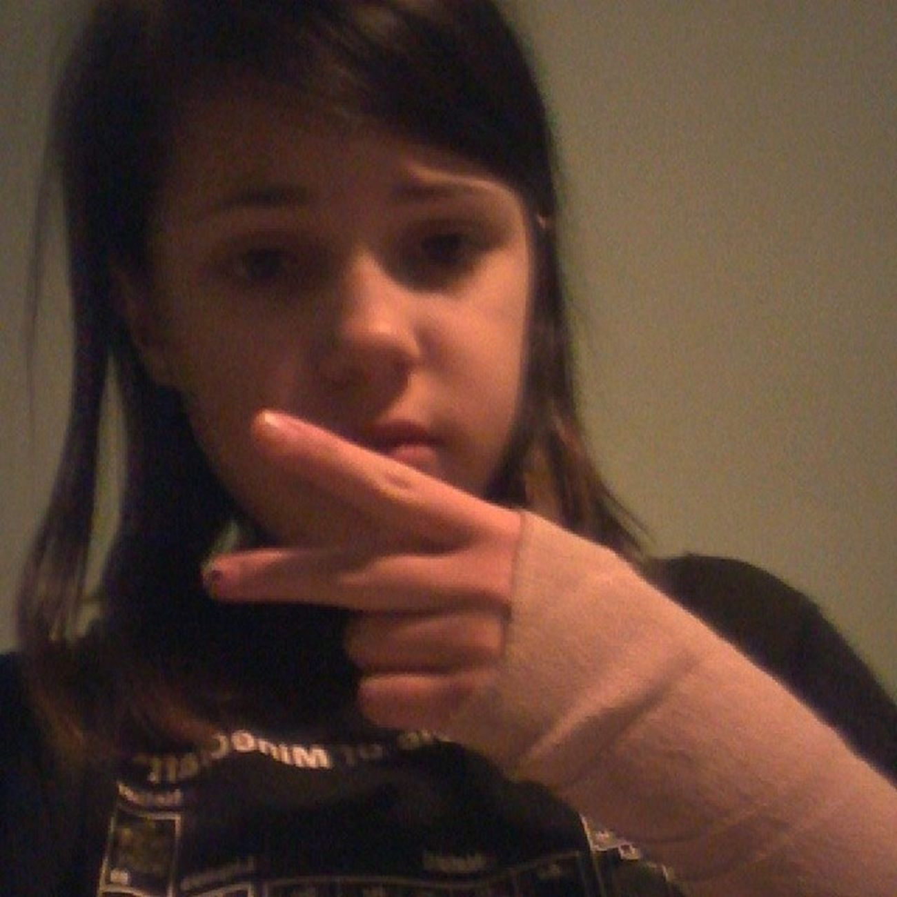 Think I broke my wrist Oops Ohwell
