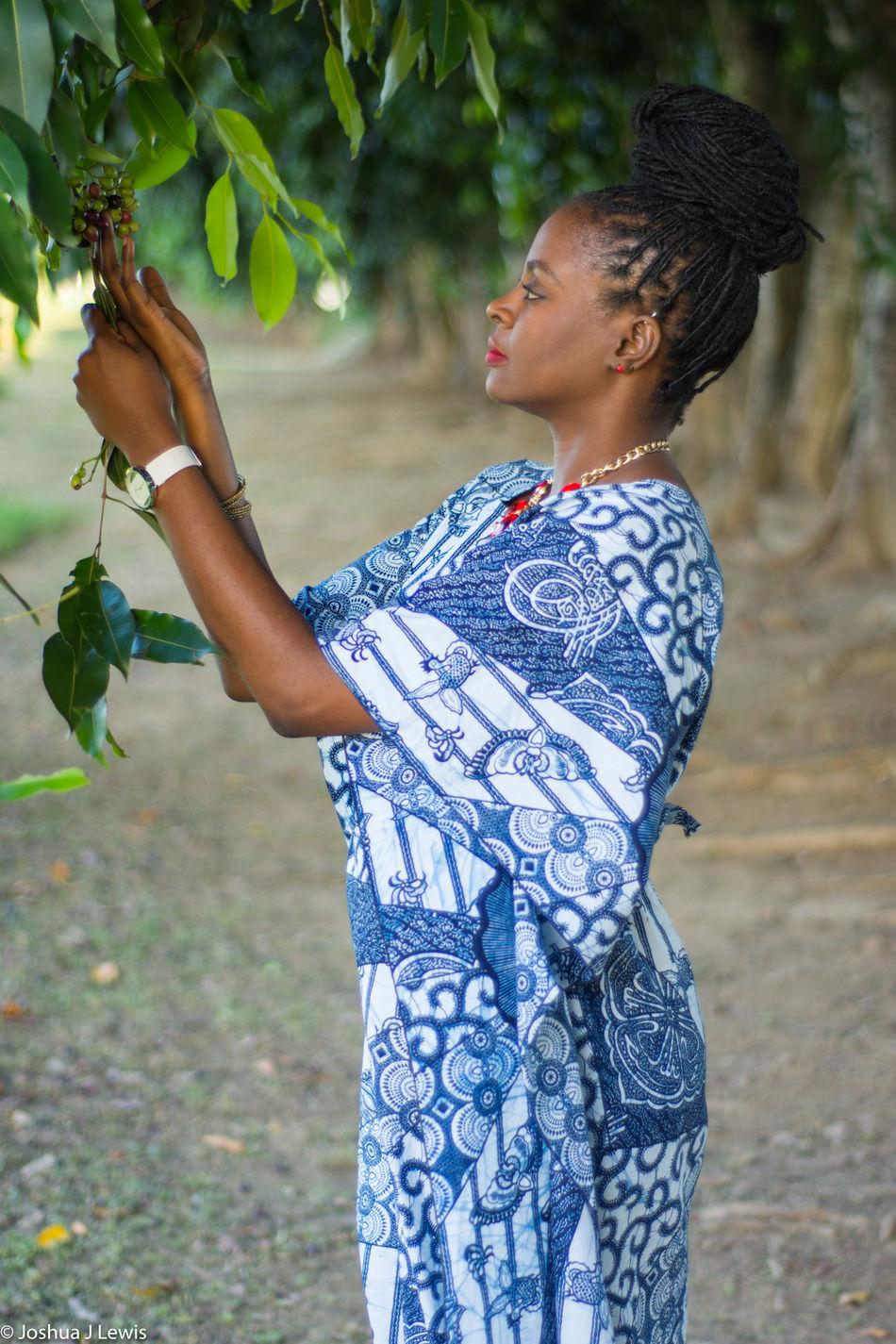 Empress Rastafari Person Young Adult Beautiful Nature Photoshoot Beauty In Nature Outdoors Trinidad And Tobago Caribbean Beautiful People Stillife Portrait