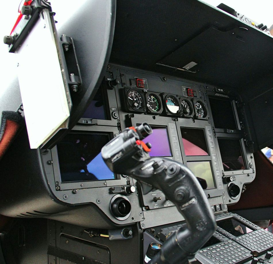 Close Up Technology Airplane