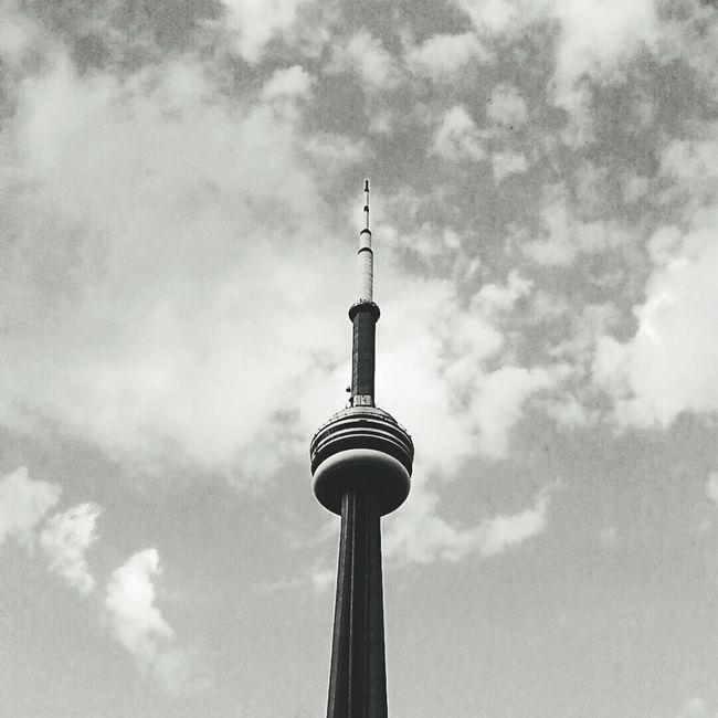 Toronto CN TOWER Toronto Canada 6ix