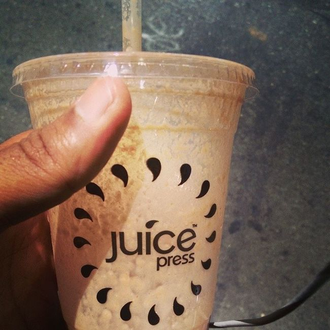 @juicepress Moccachino best customer service ever
