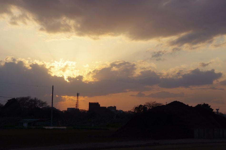おつかれさま。 Sunset Pentax K-3 Twilight おつかれさま 夕暮れ時
