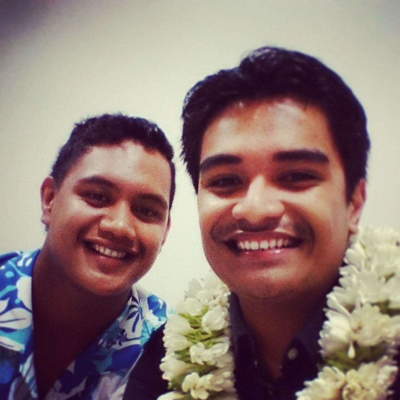 With my Friend @ da Church_party 😜