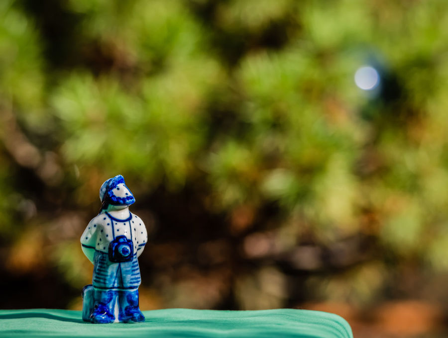 Childhood Close-up Day Figure Figurine  Focus On Foreground Ghzel, Nature No People Outdoors Photographer Porcelain  Tree