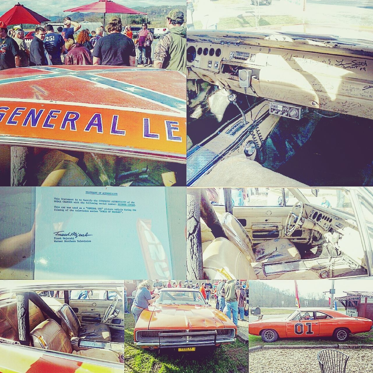 Camera 360 App General Lee GENERAL LEE CHARGER Dukes Of Hazzard Authentic Car Cooter Cooters In The Country Sperryville Va Sperryville Virginia Tom Wopat Ben Jones Luke Duke