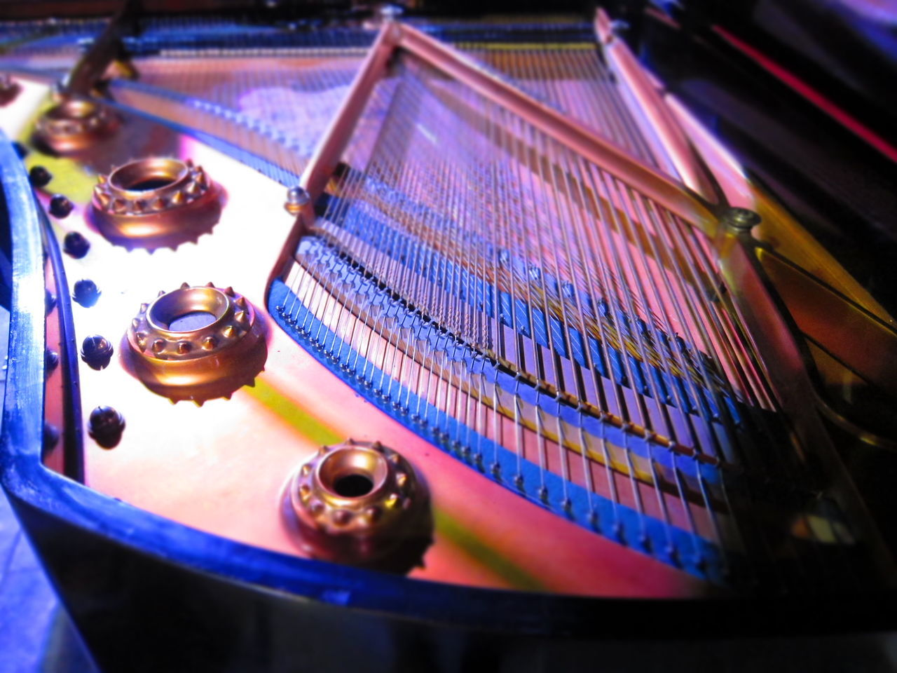 Grand Piano Music Urban Geometry LINE