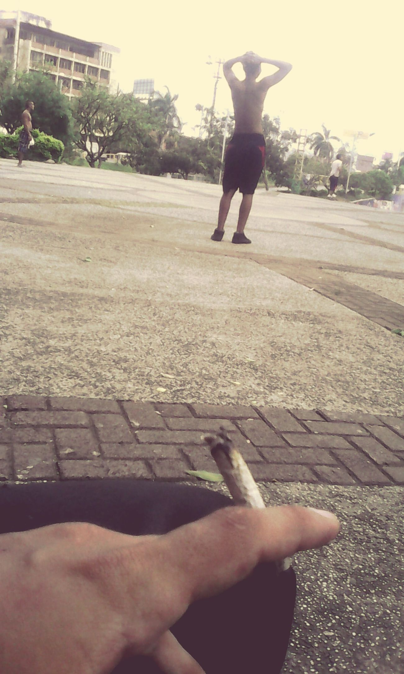 Jovita ! Smoke Weed Relaxing