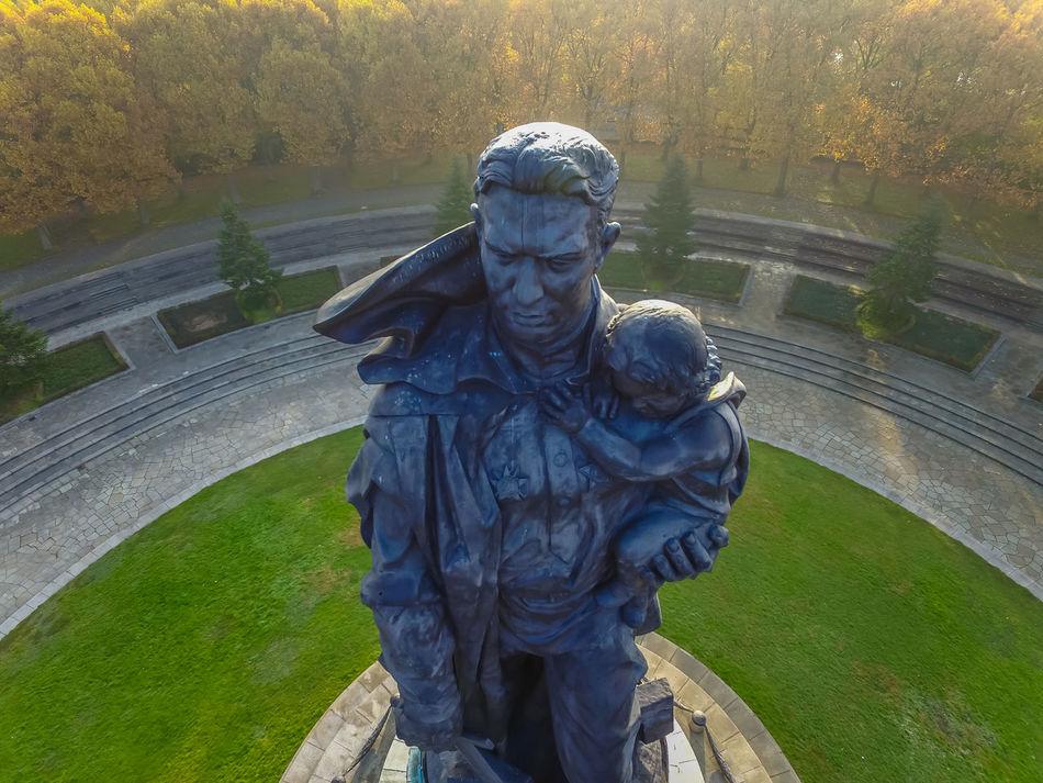 Berlin DJI Phantom 3 Professional Drone  Memories Sky Soviet Soviet War Mem War