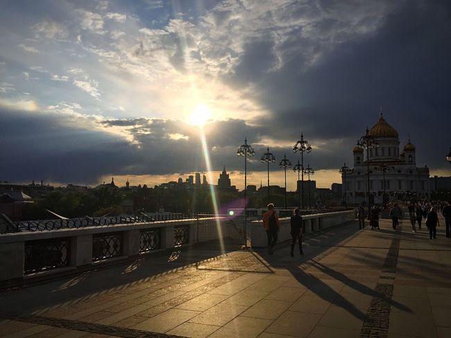 Moscow First Eyeem Photo