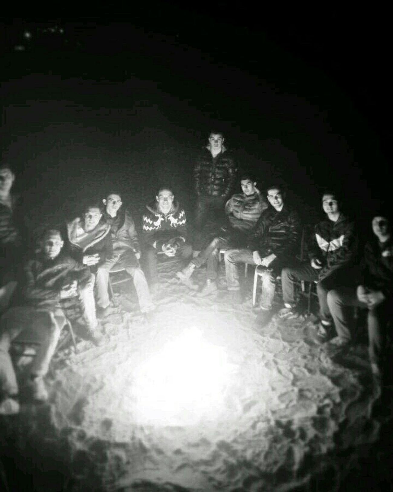 Night Fire Beach ?✔