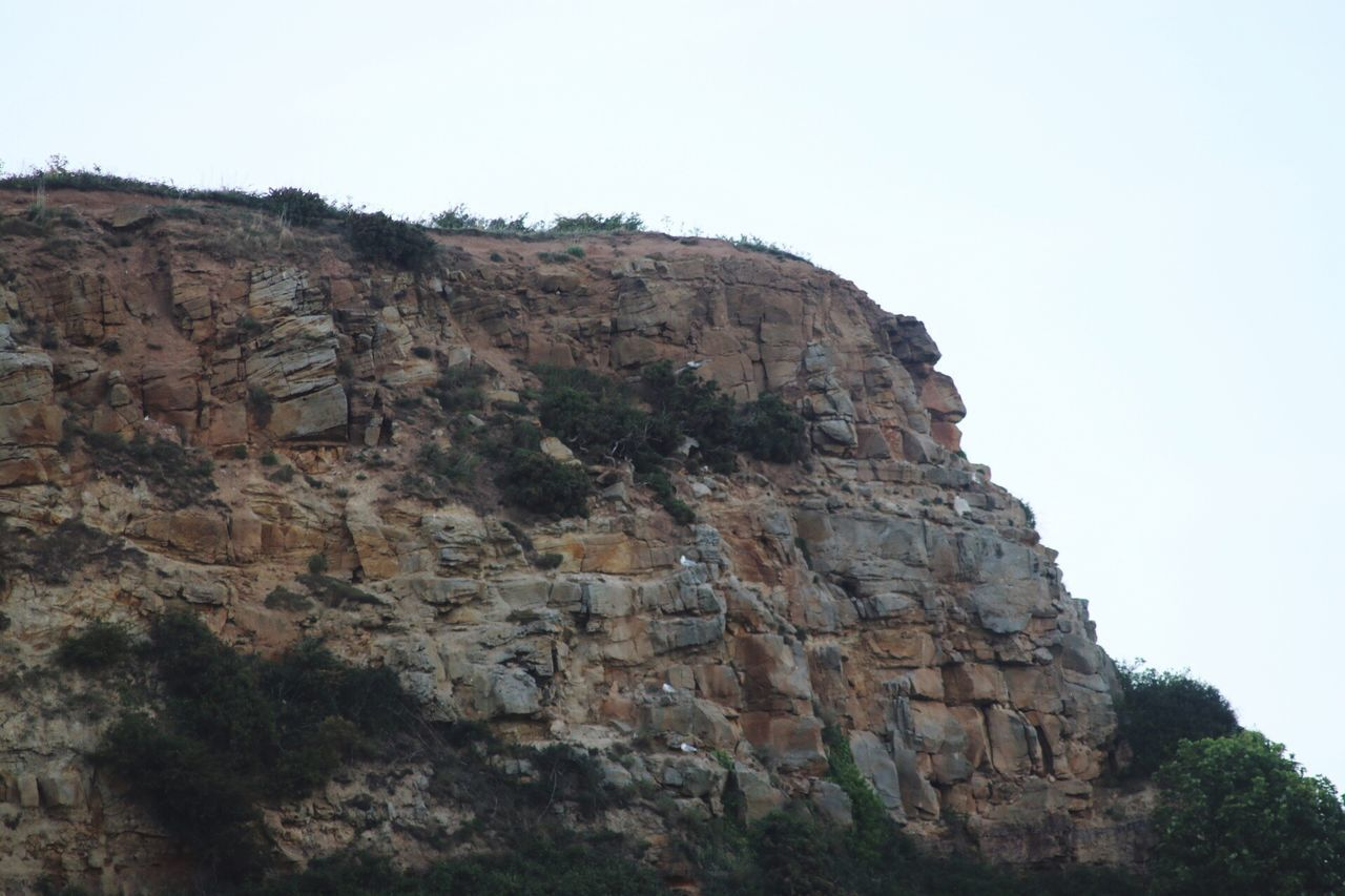 cliff, rock formation, nature, mountain, clear sky, sky, scenery, adventure, no people, day, high, outdoors, beauty in nature, height