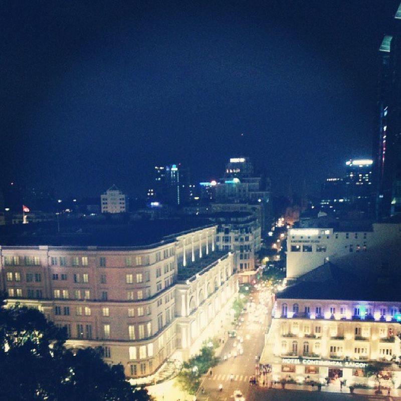 Sai Gon by night...