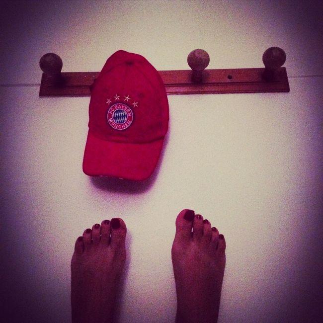 Bayern Foot Mode Nailpolish