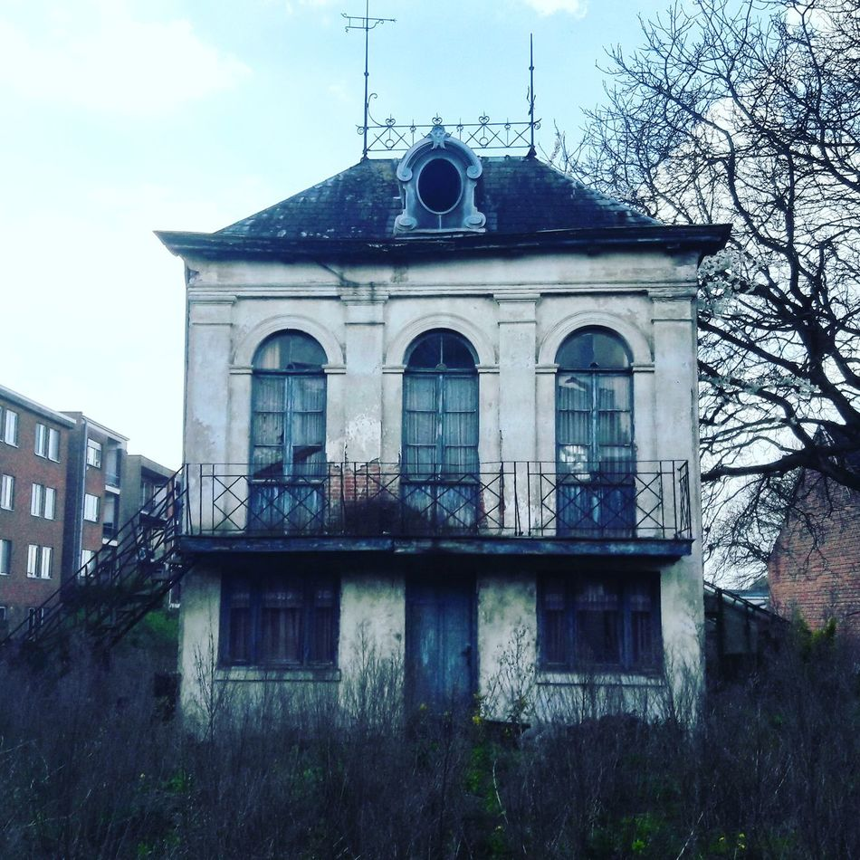 Built Structure Architecture Building Exterior Sky Travel Destinations No People Outdoors Tree Day Clock Abandoned Places Old Buildings Urban Urban Exploration