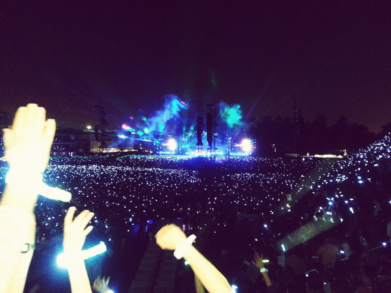 Coldplay Concert  COLDPLAY ♥