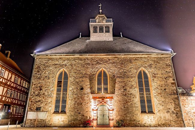 Prison church Prison HDR Long Exposure Night Star Architecture Detail Tadaa Community EyeEm Best Shots EyeEm Gallery