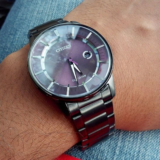 Time's good :3 New Watch Ecodrive Inlove f4f like4like