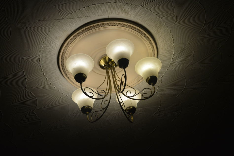 35mm Chandelier Electricity  Illuminated Indoors  Light Light Bulb Lighting Equipment Natural Vignette Nikon Photography