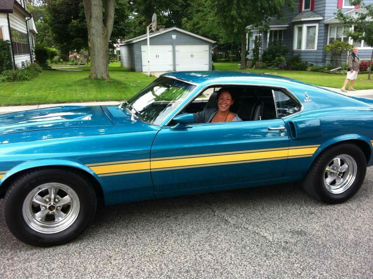 Ford Mustang Amherstburg Friendscar Myfav That's Me