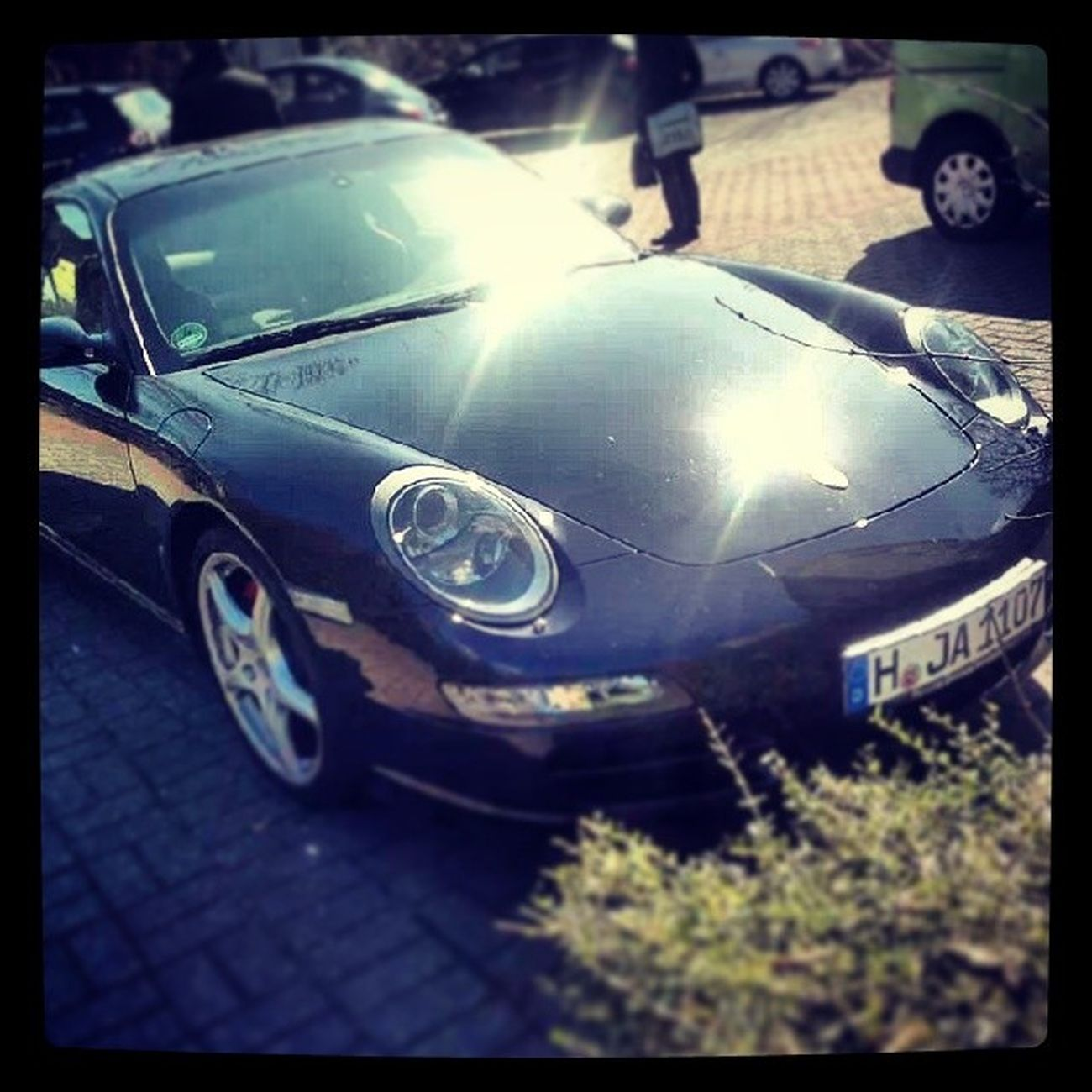 Porscheclub in Ancona with Dad Carrera4 Sunnyday